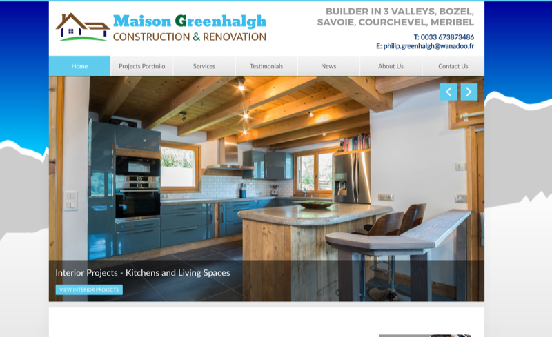 Maison Greenhalgh  - Builder Construction Renovations Extensions
